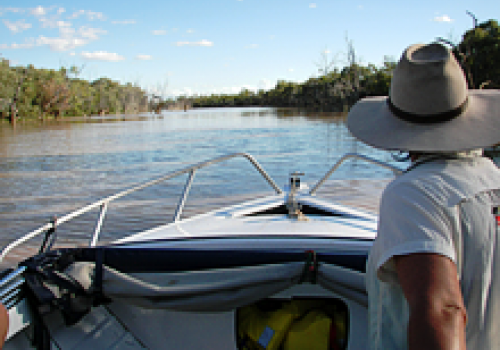 Touren durch das authentische Outback