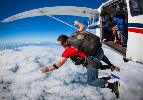 Skydive Pass