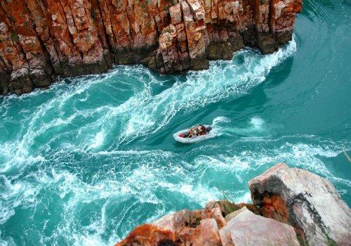 Cruise entlang der Kimberleys