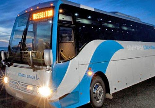 Mit South West Coach Lines durch Westaustralien