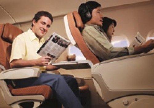 Anleitung zur Flugbuchung