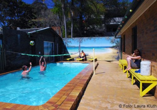 COFFS HARBOUR / Aussitel Backpackers