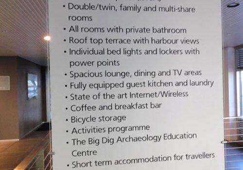 Mitgliedskarten für Backpacker-Hostels