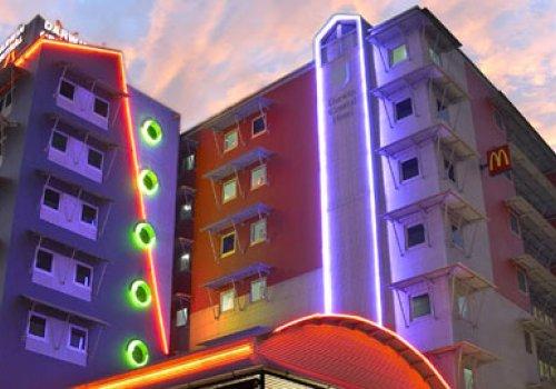DARWIN: Central Hotel