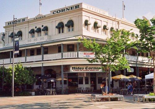 CAIRNS: Hides Hotel