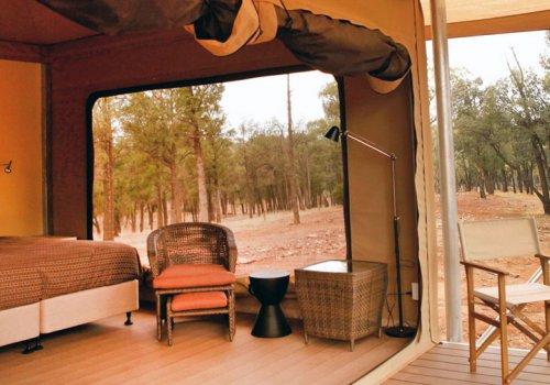 Ikara Safari Camp / South Australia