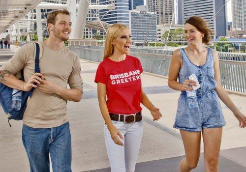 Brisbane Greeters / Locals zeigen ihre Stadt