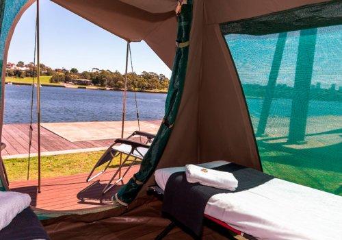 Cockatoo Island Accommodation / NSW