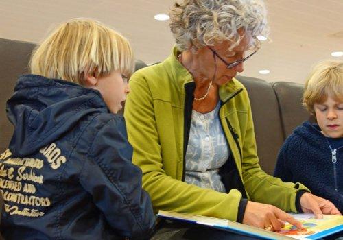 Als Granny-AuPair nach Australien