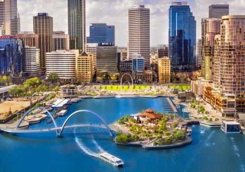 Das neue Gesicht von Perth