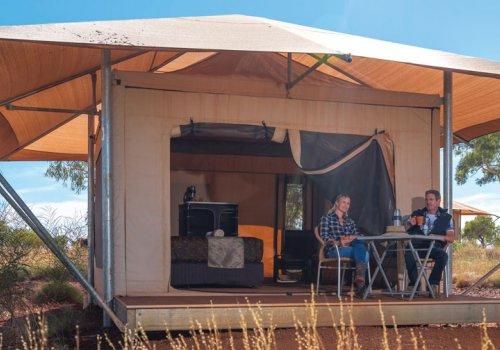 Karijini Eco Retreat / Western Australia