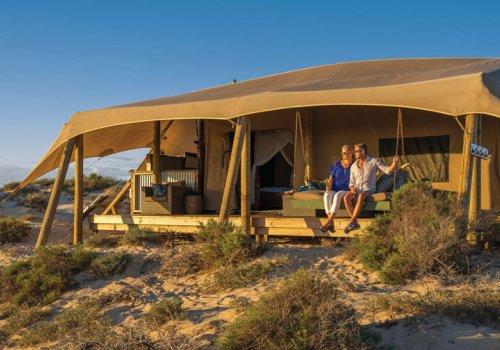 Sal Salis Ningaloo Reef / Western Australia