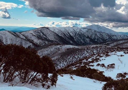 Die Snowy Mountains